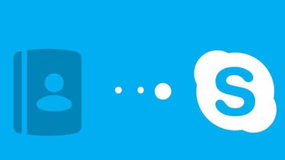 Reduzir os dados do Skype no Android
